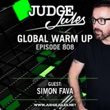 JUDGE JULES PRESENTS THE GLOBAL WARM UP EPISODE 808