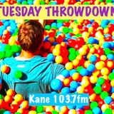 Tuesday Throwdown - a plastic ball pit for your ears