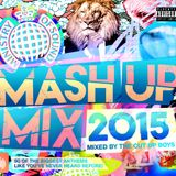 MINISTRY OF SOUND - MASH UP MIX 2015 - THE CUT UP BOYS - CD1