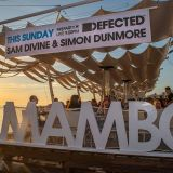Sam Divine  @ Cafè Mambo x Pre-Party Defected Ibiza 2018