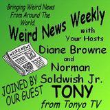 Weird News Weekly September 8 2016