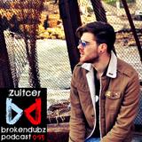 Zultcer -  Brokendubz Podcast043