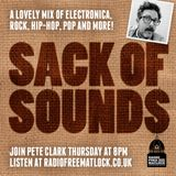 Sack of Sounds with Pete Clark, Jan 24, 2019