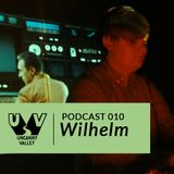 UV Podcast 010 – Wilhelm