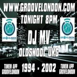 Dj Mv - Oldskool Ukg Show (Friday 22nd March 2019) (Groovelondon Radio)