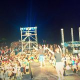 TrancePort live @ Split Beach Festival 2015