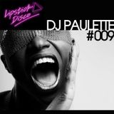 LIPSTICK DISCO EXCLUSIVE MIXTAPE #009 - DJ PAULETTE