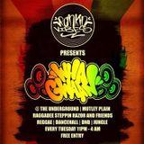 Hip Hop ~ Ragga / Reggae Set. Live @ 'The Underground' 29/9/15.