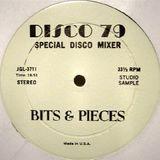 92KTU New York / DJ Mikey D'Merola / Bits & Pieces (Special Disco Mixer) - 1979