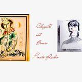 moichi kuwahara Pirate Radio   Chagall et BOWIE   1109  453