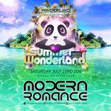 DJ MODERN ROMANCE LIVE FROM SUMMER WONDERLAND 2016