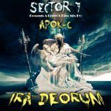 Sector 7 Presents: IRA DEORUM by Apok-C