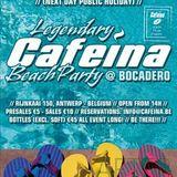 dj Alec @ The Legendary Cafeina Beach Party 14-08-2016