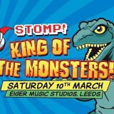 Almost Live @ Stomp! King of the Monsters 10/03/18
