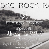 ISKC Radio - The Prog Files - Aumega Project Special - Monday, January 22nd 2018