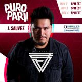 J. Sauvez guest set on Pitbull's Globalization on Sirius XM #PuroPariMix
