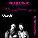 W&W au Pharaonic Festival (Set Complet)