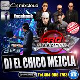 DJ EL CHICO MEZCLA KUMBIAS DE BANDA 2016