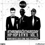 #ThrowbackThursday - Hip-Hop & R'n'B - Vol 5