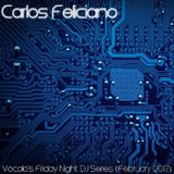 Vocalo's Friday Night DJ Series (February 2017 Mix)