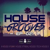 House Grooves Ep 021 mixed by Saftik - every Sunday@9PM on RadioDeep www.radiodeep.ro