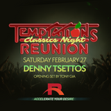 Live @ Rise - Tempts Reunion Classics - Feb. 27, 2016 - Pt.1