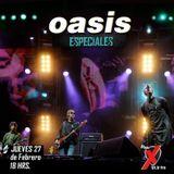 Oasis - especiales X en radio X Lima Perú 27.02.14