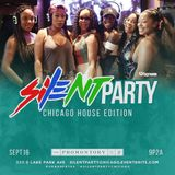 A Night @ the Promontory-Silent Party:Chicago House Edition-16 September 2017-Pt. 1