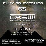EL-Jay pres. guestset 4 CASW! Trancemixion 065 at PlayTrance Radio -2014.02.27