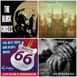 Route 66 Radio Show (13/03/16) The Black Circles, Broken Witt Rebels, Joe Bonamassa and Julian Sas