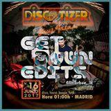 Discotizer by Get Down Edits (Glitterbox / Ir). Pt_1