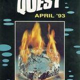 Pilgrim - Quest & Fibre Optic 'Easter Special' - The Edge, Coventry - 9.4.93