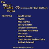 Playlist #70 Sponsored by Ban Brothers