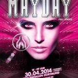 Felix Kröcher - Live @ MayDay 2014 Dortmund - 30.04.2014