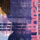 DJ Evol & MCs Shoka & Fight @ OUTBREAK 2 21.09.1996 Markthalle Berne