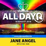 Set 4 | 17.00 - 18.00 | Jane Angel | Rejuvenation | All Dayer 2 | 18.08.18