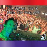 DJ DigiMark Live at Motor City Pride, June 9, 2018