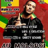 MILLION STYLEZ + SPECIAL DELIVERY + LIFE&CREATION + HILL VIBZ & more (STRASBOURG - MOLODOI) 2009