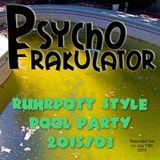 Ruhrpott Style Pool Party 2015/03