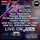 DFHS-HBRS 9-25-18 Tuesday Night VIBES w/Master Mixologist Joe Kool