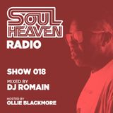 Soul Heaven Radio 018: DJ Romain