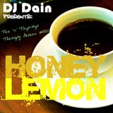 DJ Dain Presents: Tea 'n' Trip-Hop Therapy Session #001: Honey Lemon
