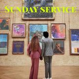 "Sunday Service "" Picasso Vs Graffiti """