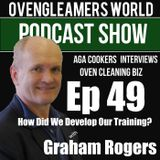 Oven cleaning business training