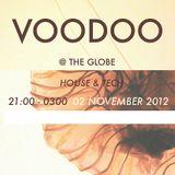 Shaun Paterson - Voodoo promo Mix October 2012