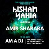 Amir Sharara - Guest Mix on AM A DJ 664 XXL - On Party107 Radio (August 2017)