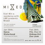 LWE Mixed DJ competition - ( Peer Kaschen )