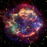 Cassiopeia A (part one)