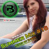 Summer Mix #18 mixed by B-Way