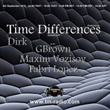 Time Differences  Episode 226  GBrown  Guest Mix 2016